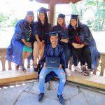 Group of High School Graduates