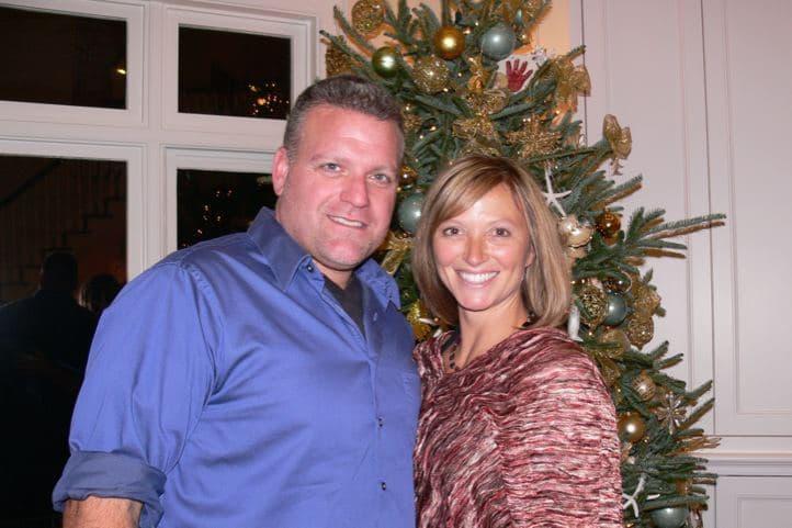 Tina and her husband