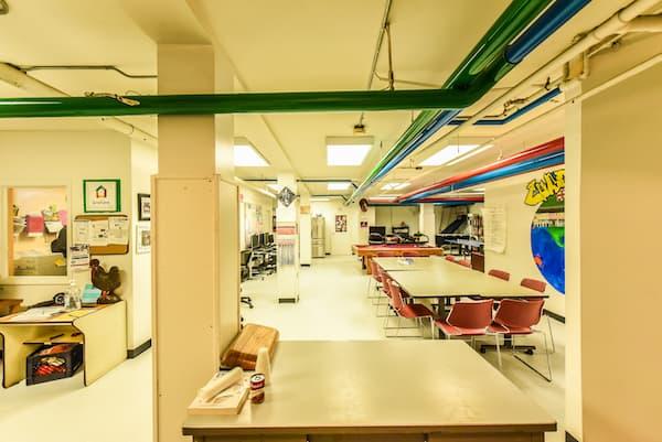 Second Story Teen Center