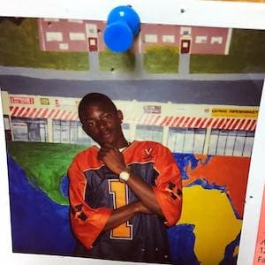 Chauncy at Second Story's Teen Center